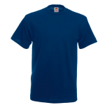 Fruit of The Loom T-Shirt navy