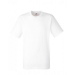 Fruit of The Loom T-Shirt white 2XL-white