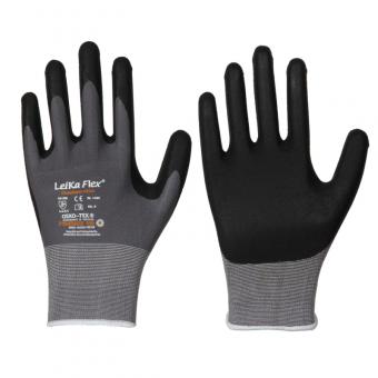 Leika Flex Handschuh mit Nitrilbeschichtung