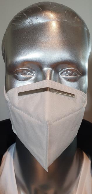 Mundschutzmaske KN95 mit Nasenclip (2 Stück pro Pack)